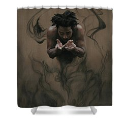 Il Dono The Gift Shower Curtain by Kelly Borsheim