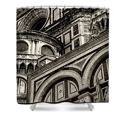 Il Duomo Di Firenze Shower Curtain