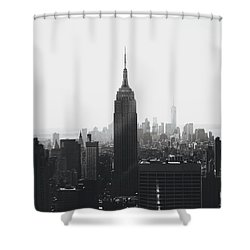 I'll Take Manhattan  Shower Curtain by J Montrice