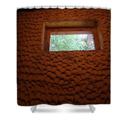 Ilusiones Shower Curtain