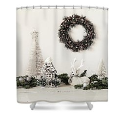 Shower Curtain featuring the photograph I'm Dreaming by Kim Hojnacki