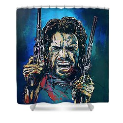 I'm Waiting For You. Shower Curtain