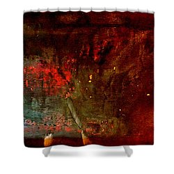 Imagery Rescripting Therapy Shower Curtain