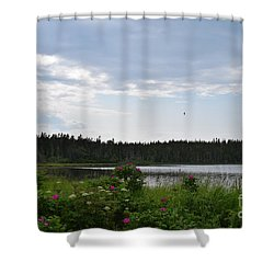 Images From Maine 2 Shower Curtain