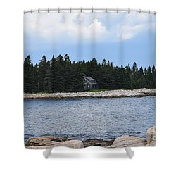 Images From Maine 3 Shower Curtain