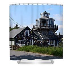 Images Of Maine 4 Shower Curtain