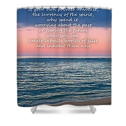 Imagination Shower Curtain by Joseph J Stevens
