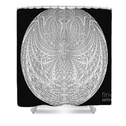 Imagination Set Free Shower Curtain by Donna Brown
