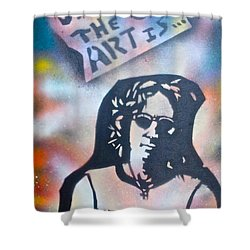 Imagine Art Shower Curtain by Tony B Conscious