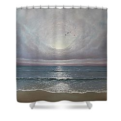 Imagine Shower Curtain by Paul Newcastle