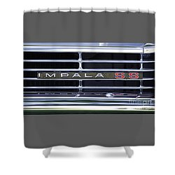 Impala Ss Shower Curtain