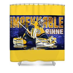 Impekkable Shower Curtain