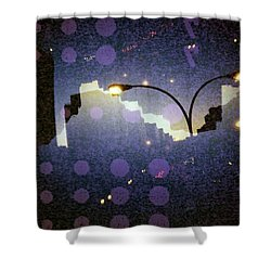 Imperfections IIi Shower Curtain