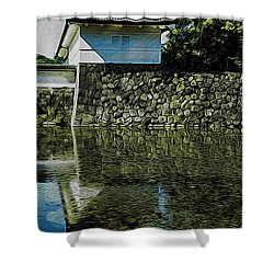 Imperial Palace Shower Curtain