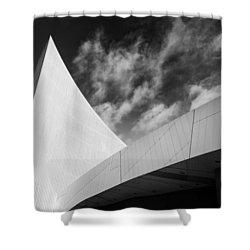 Imperial War Museum, Manchester Shower Curtain