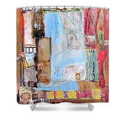Imperialism Shower Curtain