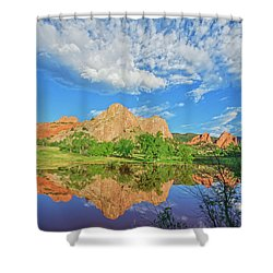 Impossible Not To Fall In Love With Colorado. Here's Why.  Shower Curtain