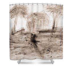Impression Shower Curtain