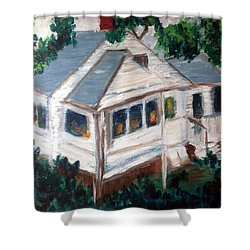 Impressions Of Cape Cod Shower Curtain