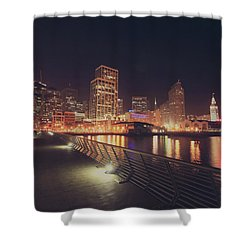 Shower Curtain featuring the photograph In A Heartbeat by Laurie Search