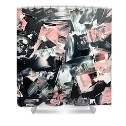 In Abstraction- Pbw No.2 Shower Curtain
