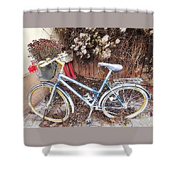 In Case You Need A Ride  Shower Curtain