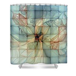 In Dreams Shower Curtain by Amanda Moore
