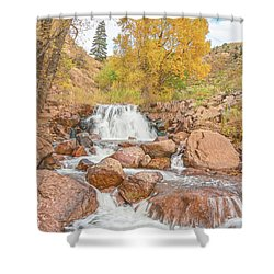 In Every Walk With Nature, One Receives Far More Than He Seeks, Wrote John Muir.  Shower Curtain
