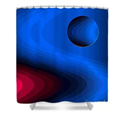 In Flow Shower Curtain
