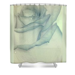 In Heavenly Cloud Shower Curtain