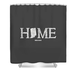 In Home Shower Curtain