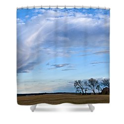 In My Dreams Shower Curtain