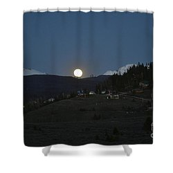 In Or Little Town Shower Curtain