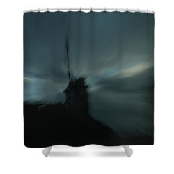 In Re Minore Live Visuals  Shower Curtain