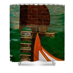 In Reflection Shower Curtain by Christopher Holmes