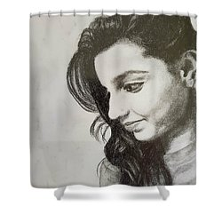 In Sweet Thought Shower Curtain