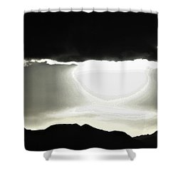 In The Gap Shower Curtain