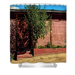 In The Heart Of The Elqui Valley - Chile Shower Curtain