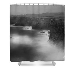 In The Storm 5 Shower Curtain