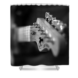 In Tune Shower Curtain