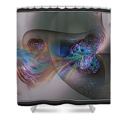 In Your Dreams Shower Curtain