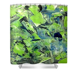 Inabstraction - Gbwb No.1 Shower Curtain