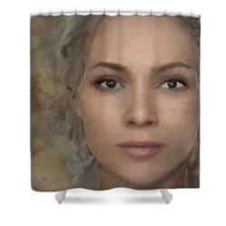 Incarnation Shower Curtain