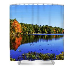 Shower Curtain featuring the photograph Incredible by Chad Dutson