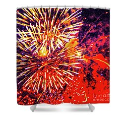 It's 2019 Seize The Year  Shower Curtain