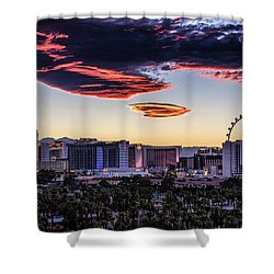 Shower Curtain featuring the photograph Independence Day by Michael Rogers
