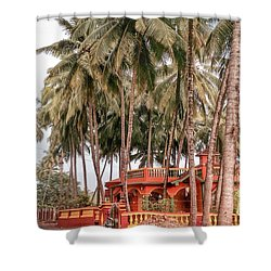 India House Shower Curtain