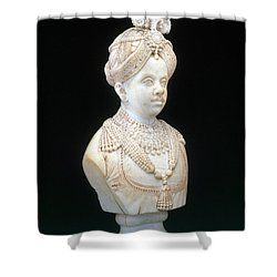 Shower Curtain featuring the photograph Indian Nobleman by Granger