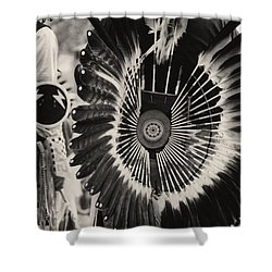 Indigenous 2 Shower Curtain