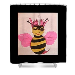Indigenous Royal Barbee Shower Curtain